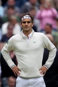 Roger Federer via Tennis Wearhouse