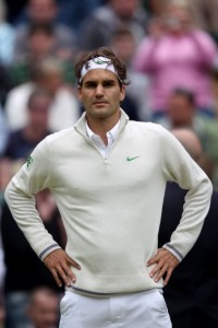 Roger Federer via Tennis Wearhouse