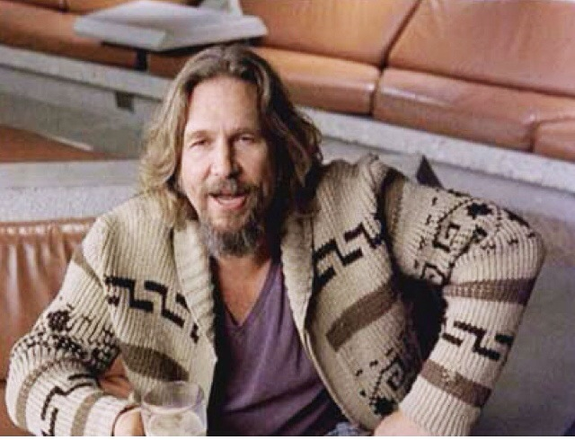 cd2447f5006c Fave Friday – The Dude Sweater – iknit2purl2